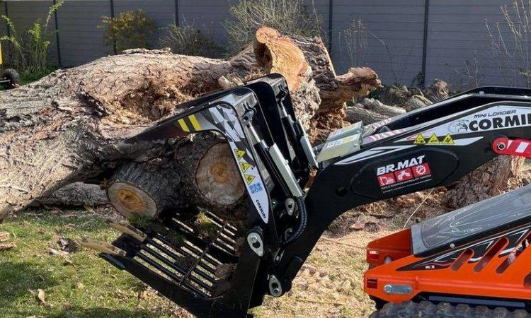 BR.MAT Réparation de matériels forestiers Condrieu